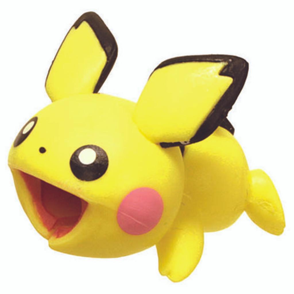Pokemon Center Original Cable Bite Pichu