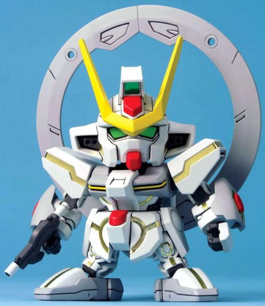 Bandai SD BB 297 Stargazer Gundam Plastic Model Kit