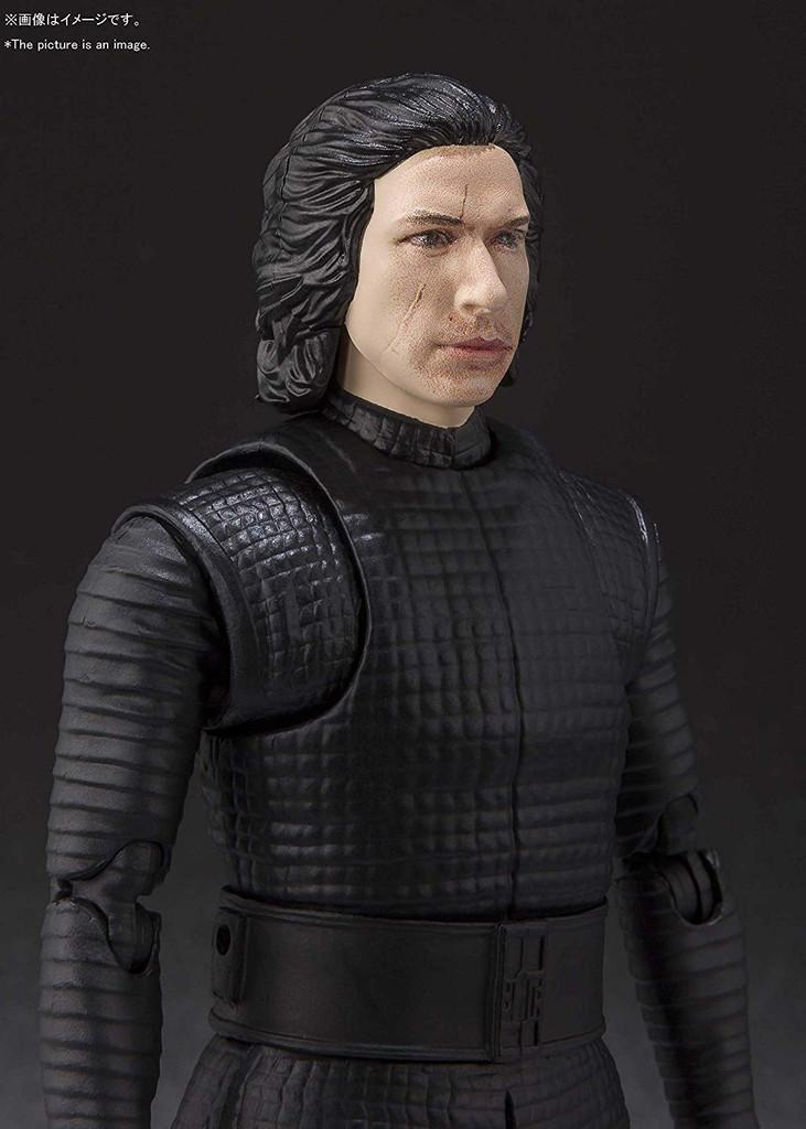Bandai S.H. Figuarts Kylo Ren Figure (Star Wars: The Rise of Skywalker)
