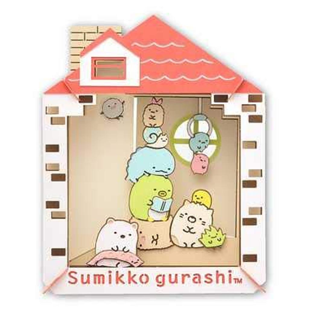 Ensky Paper Theater PT-134 Sumikko Gurashi Home Sweet Home
