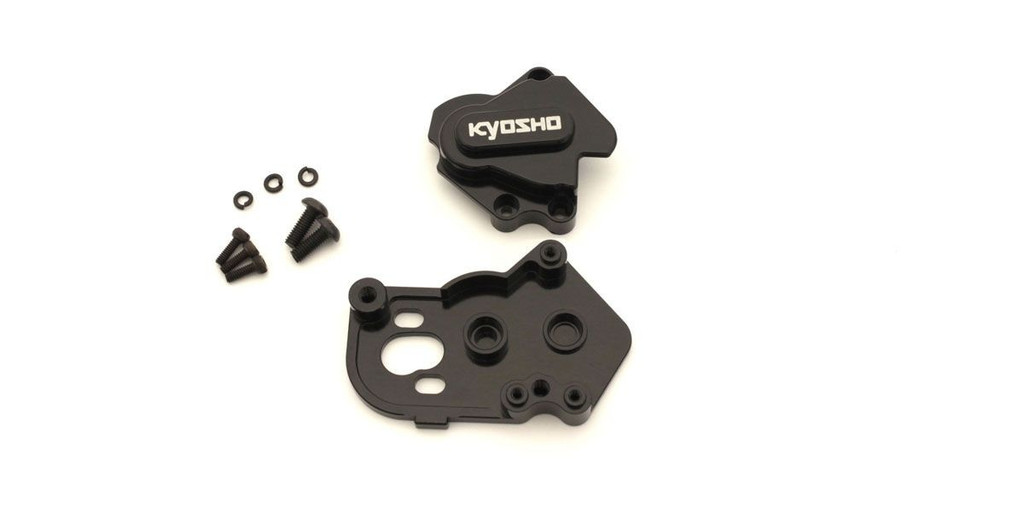 Kyosho GPW19 Aluminum Gear Housing (Hanging On Racer)
