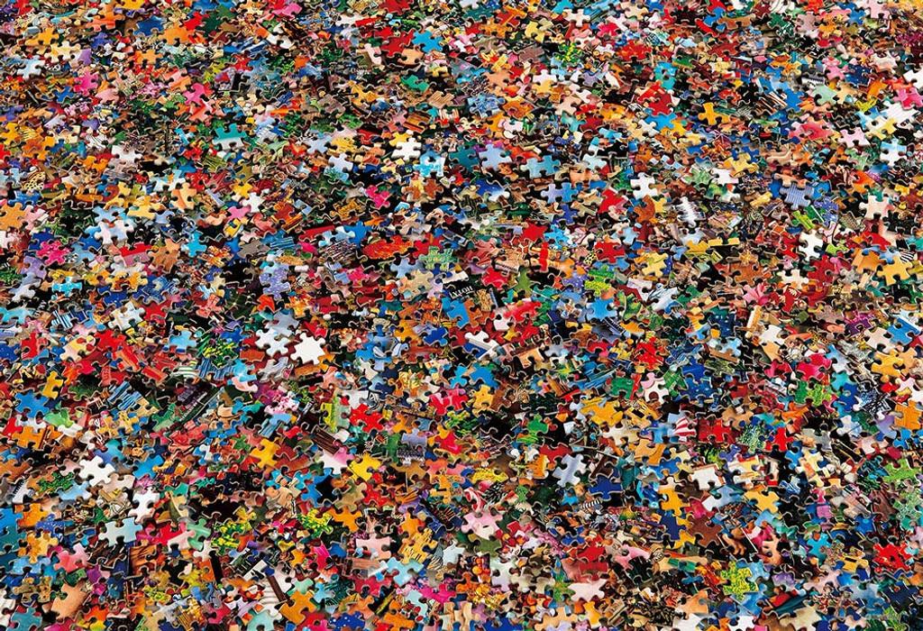 Beverly Jigsaw Puzzle M81-573 Piece Mania Jigsaw mania (1000 S-Pieces)