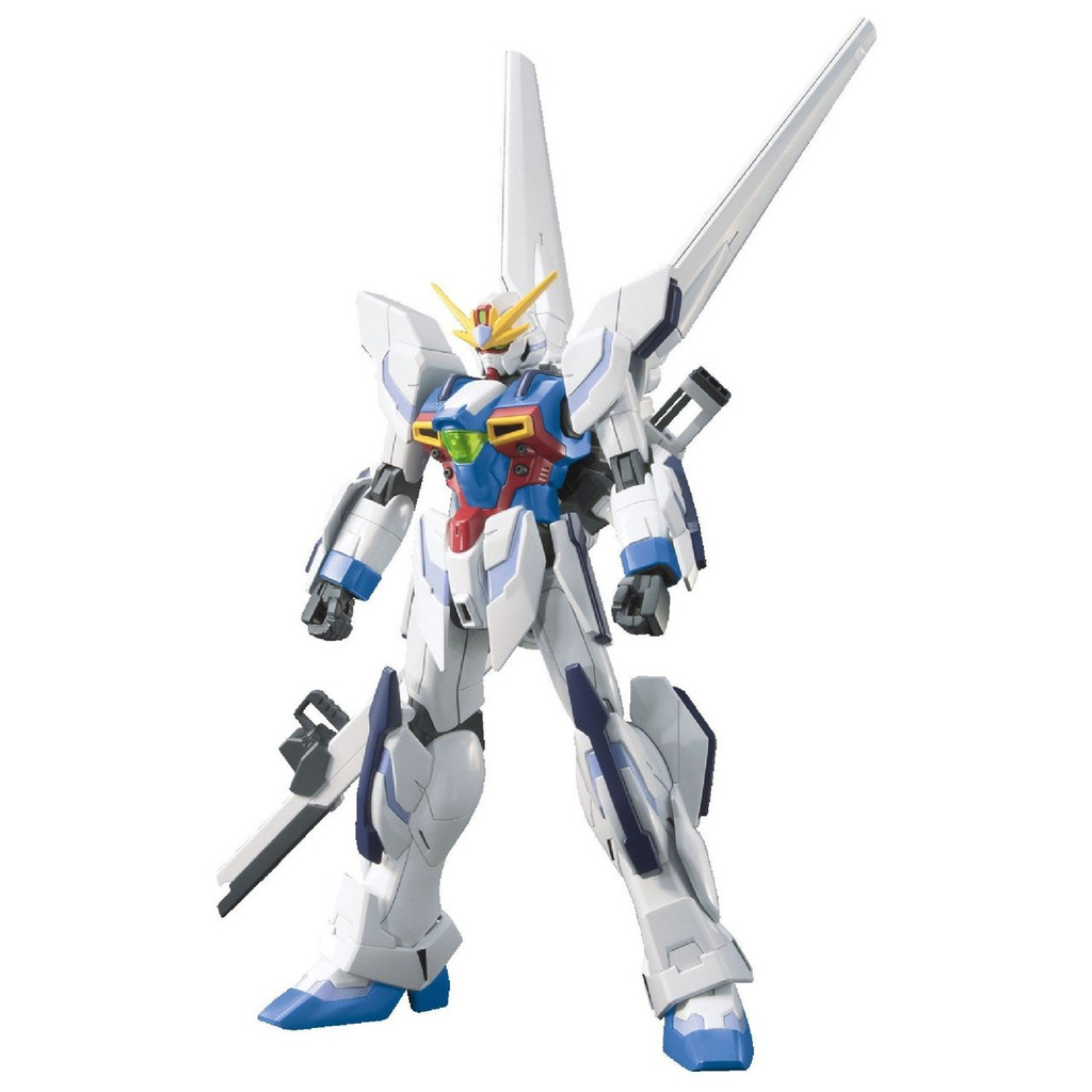 Bandai HG Build Fighters 003 Gundam X MAOH 1/144 Scale Kit