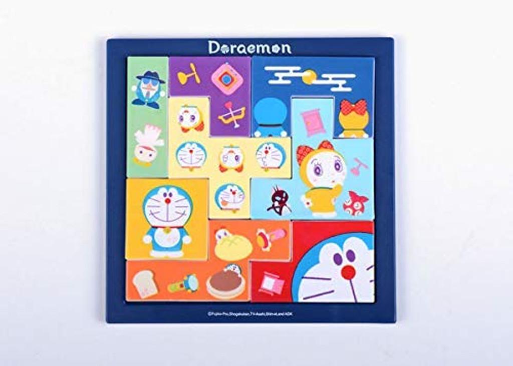 Ensky Tile Puzzle TP-04 Doraemon (8 Pieces)
