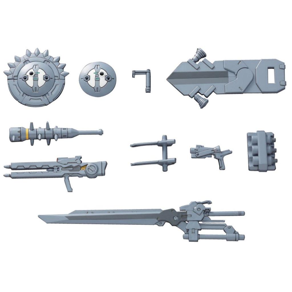 Bandai HG Build Custom 006 HYPER GUNPLA BATTLE WEAPONS BUILD FIGHTERS SUPPORT WEAPON 1/144 Scale Kit