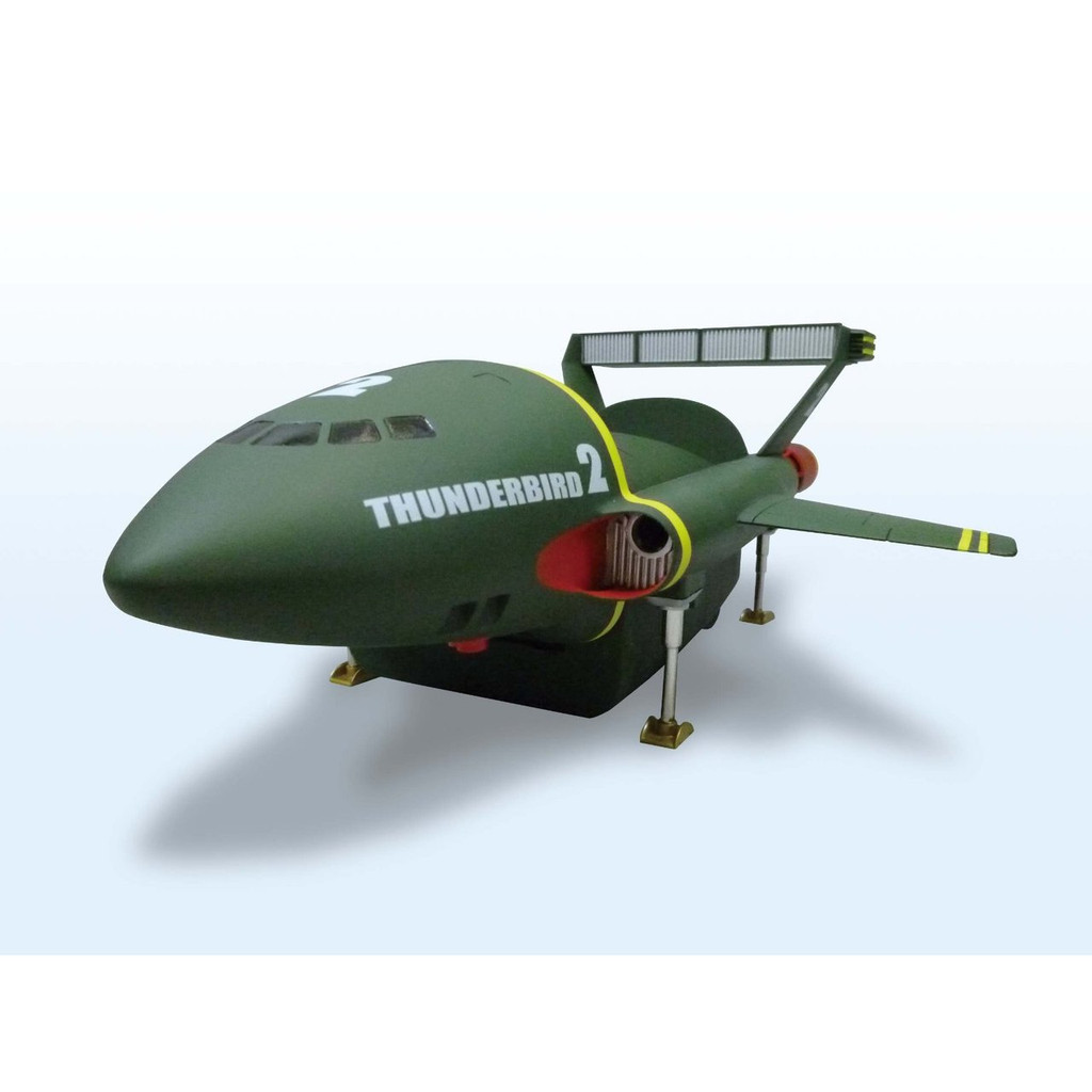 Aoshima 00946 Gerry Anderson Thunderbirds Super Big Thunderbird 2 non-Scale Kit