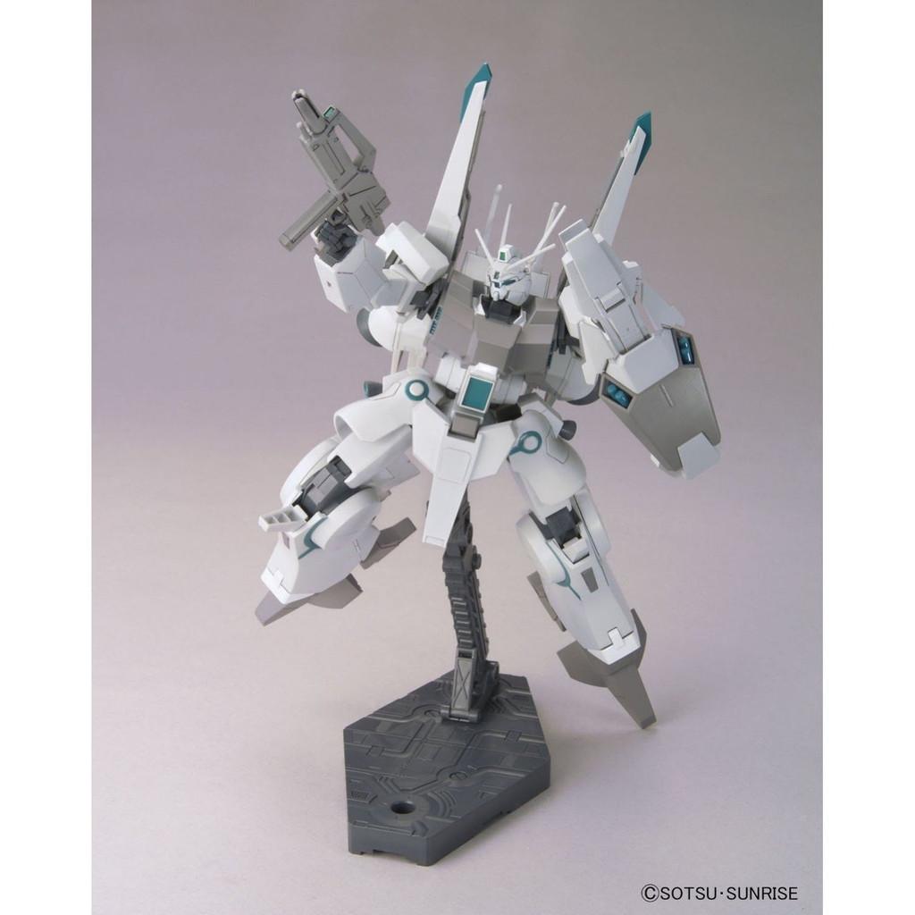 Bandai HGUC 170 Gundam ARX-014 SILVER BULLET 1/144 Scale Kit