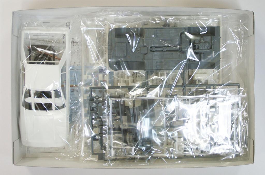 Fujimi ID-110 Toyota MR2 AW11 1/24 Scale Kit