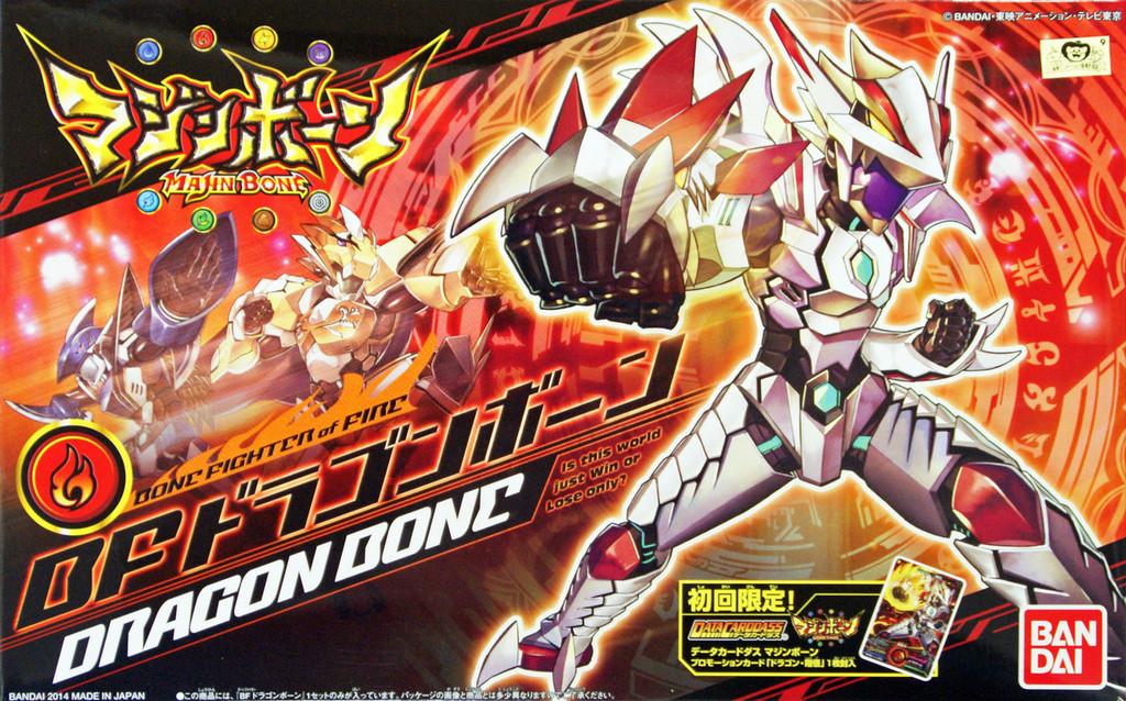 Bandai Majin BOne 01 BF Dragon BOne 865298