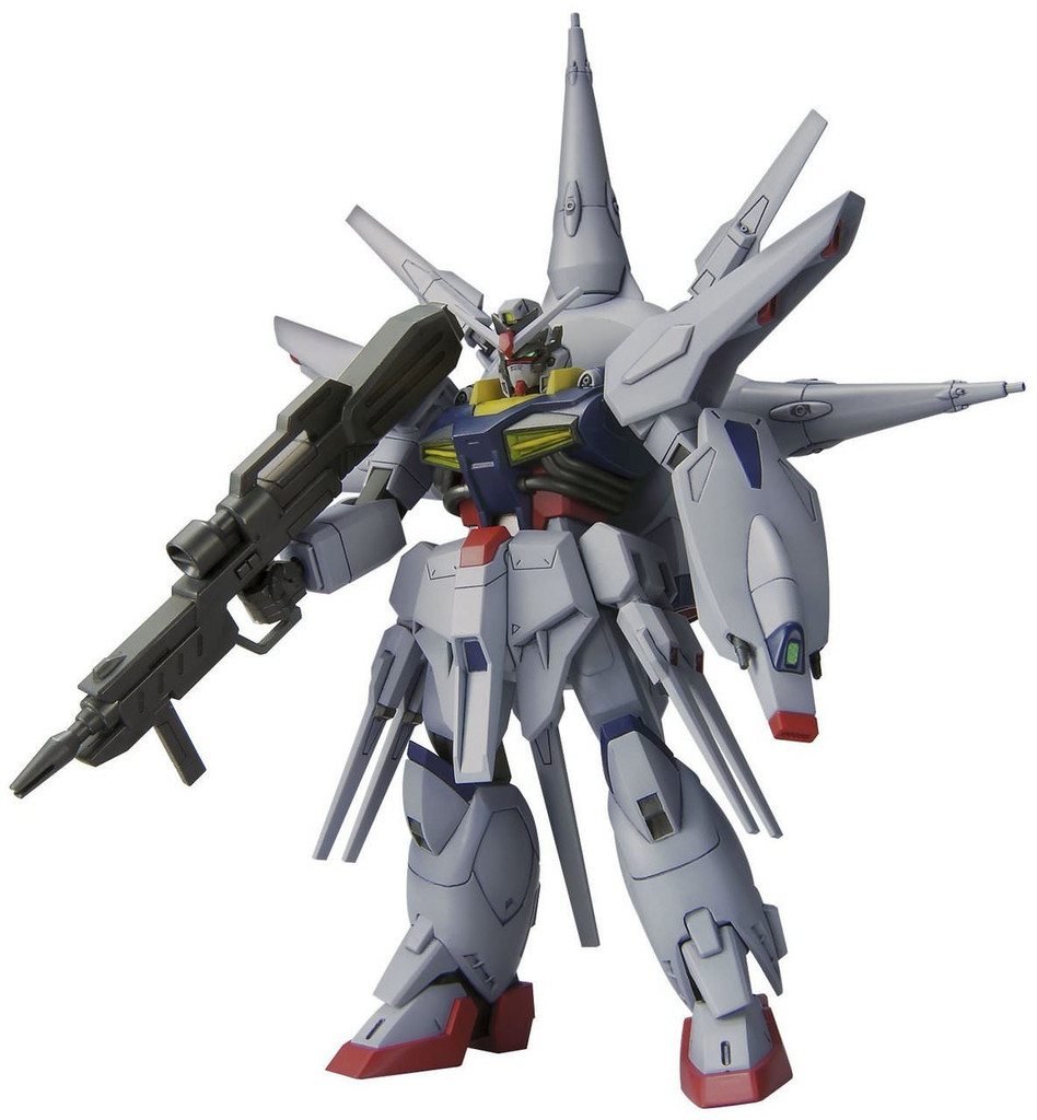 Bandai R13 ZGMF-X13A Providence Gundam 1/144 Scale Kit