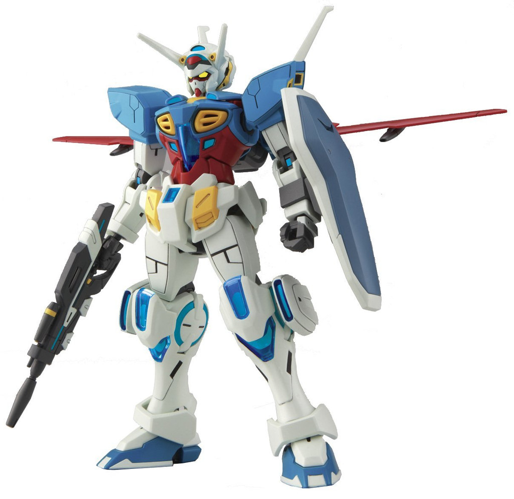 Bandai HG Reconguista in G G001 Gundam Gundam G-Self 932280 1/144 Scale Kit