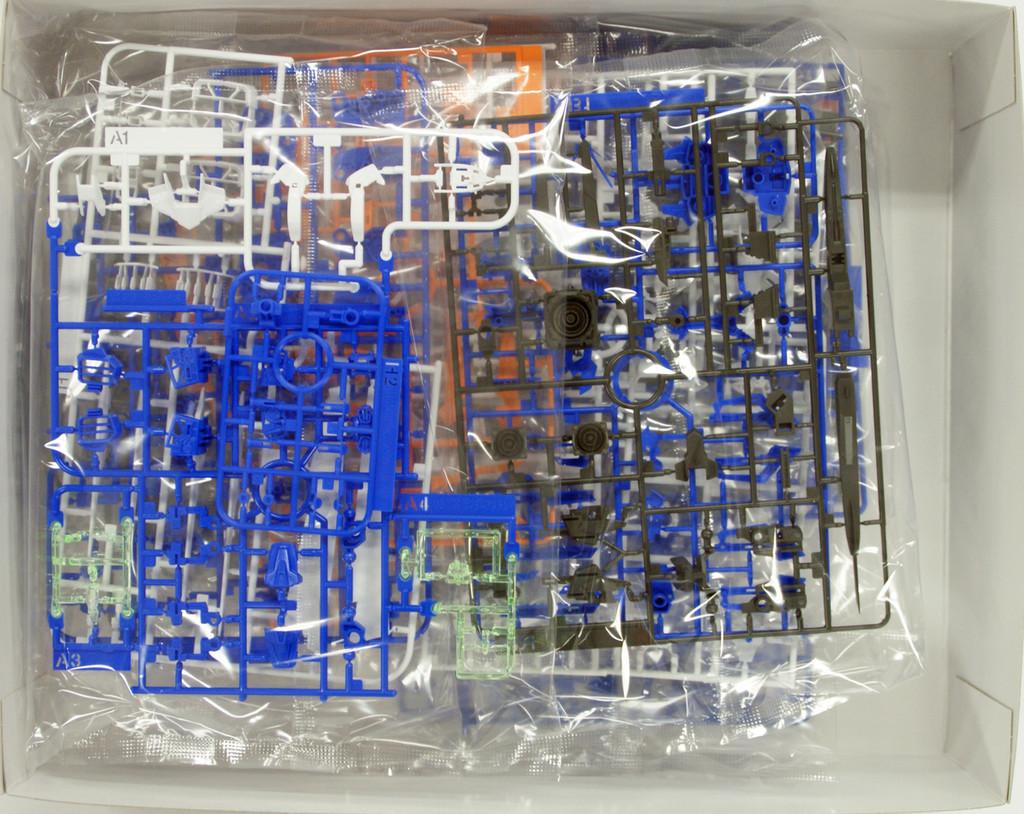 Bandai MG 943590 Gundam Astray Blue Frame D 1/100 Scale Kit