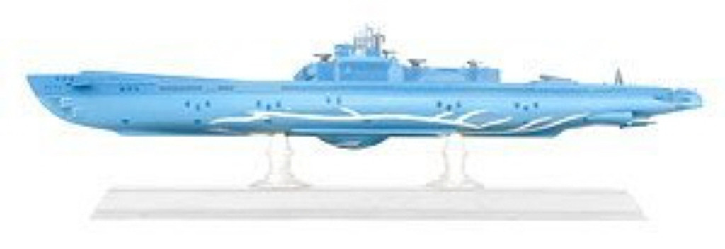 Aoshima 12437 ARPEGGIO OF BLUE STEEL Series #11 Submarine I-401 1/700 Scale Kit