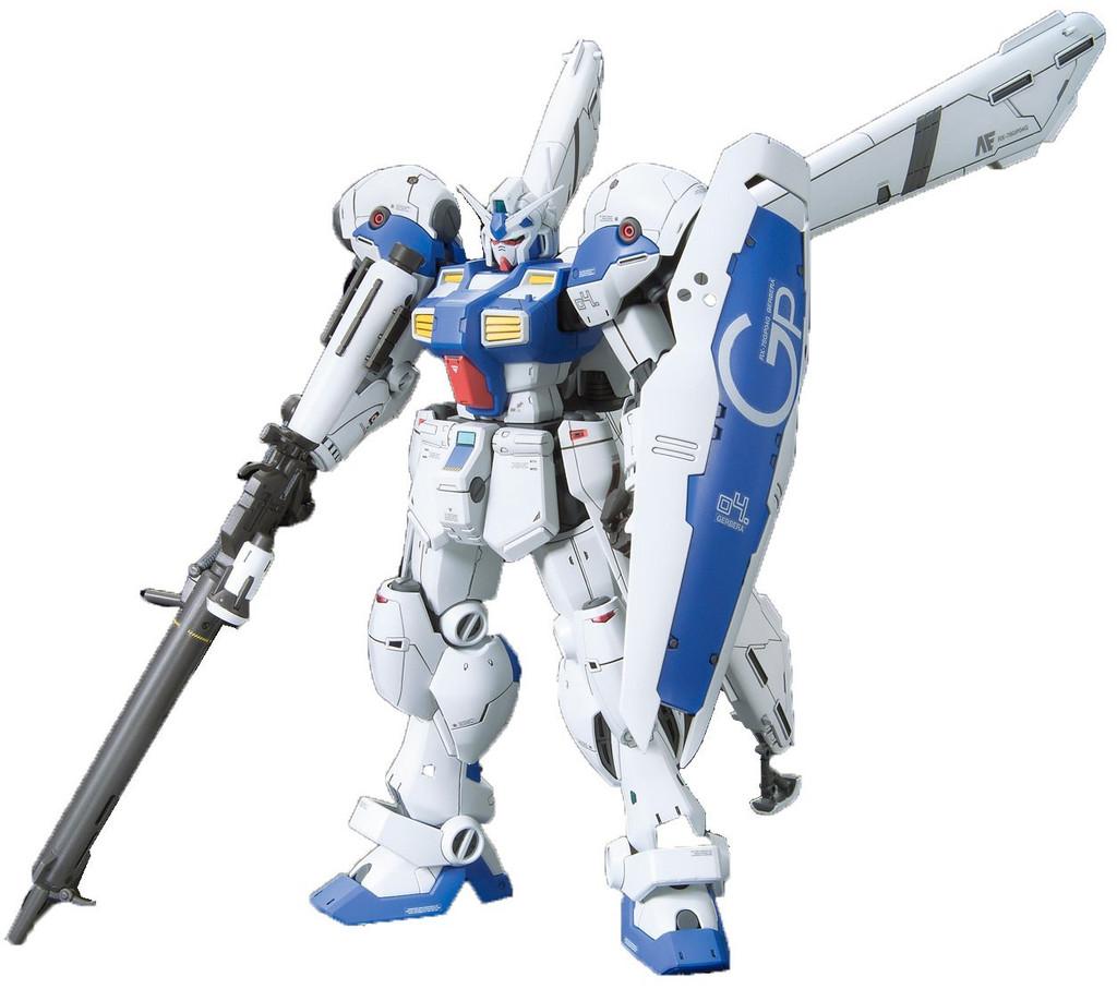 Bandai RE/100 964205 Gundam Gundam GP04G Gerbera 1/100 Scale Kit