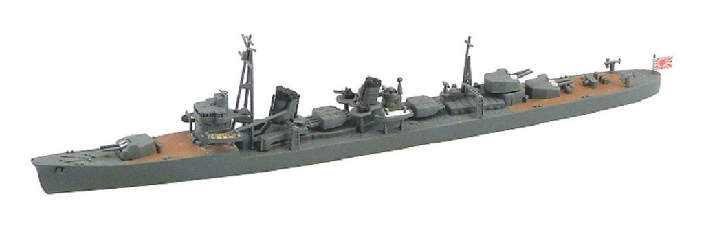 Aoshima 14424 Kantai Collection 22 Destroyer TOKitSUKAZE 1/700 Scale Kit