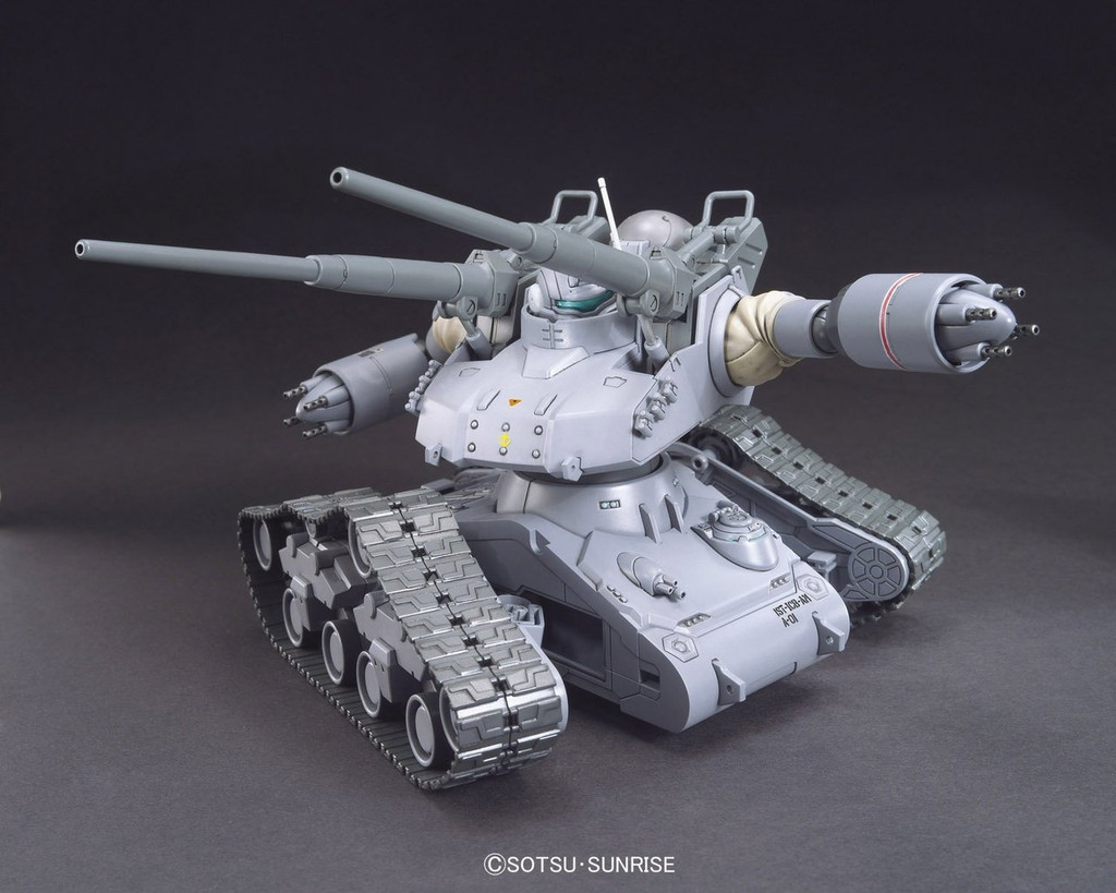 Bandai Gundam The Origin 002 RTX-65 GUNTANK Early Type 1/144 Scale Kit