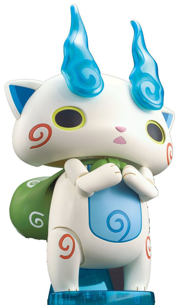 Bandai Yo-Kai Watch 967008 BIGLY! Komasan Plastic Model Kit