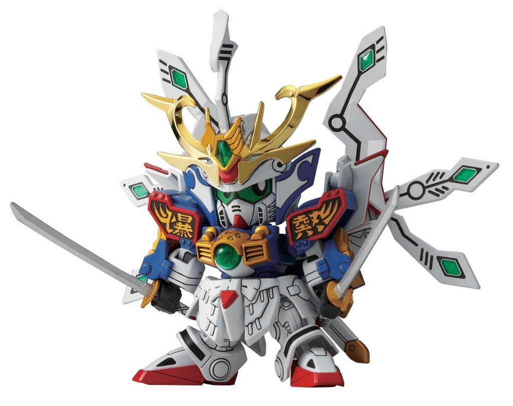 Bandai SD BB 377 Gundam Musha Godmaru Plastic Model Kit