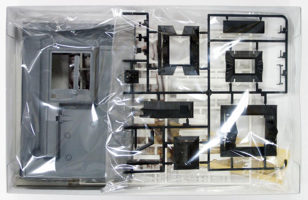Fujimi Shiro-02 Kokura Castle 1/400 Scale Kit