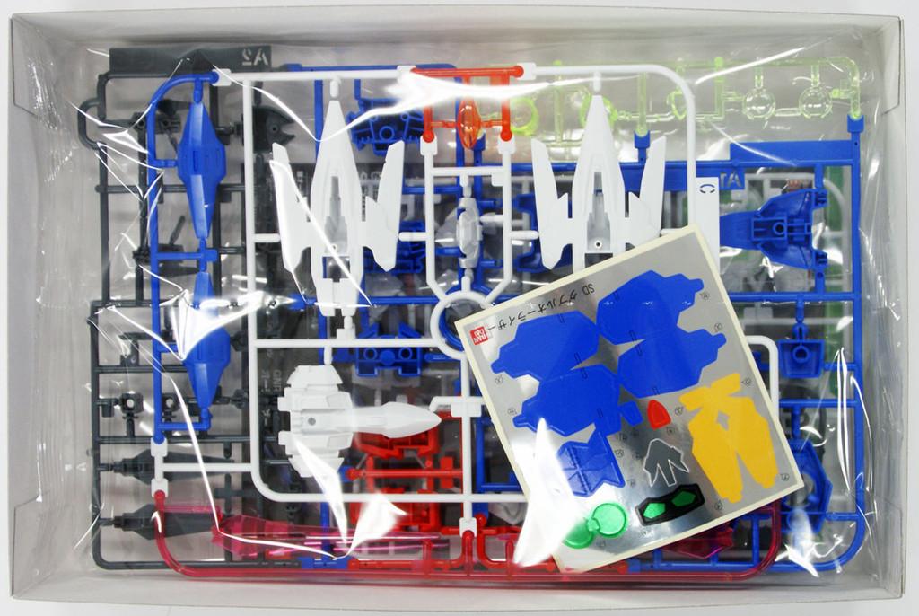 Bandai SD BB 322 Gundam OO Raiser Plastic Model Kit