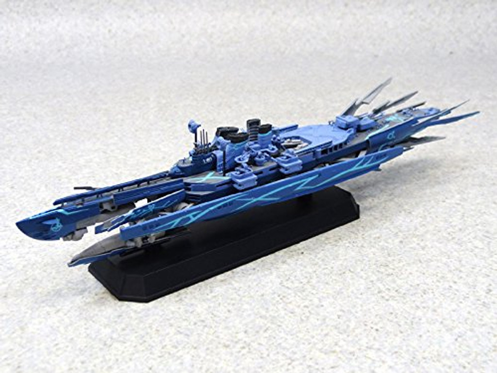 Aoshima 11430 ARPEGGIO OF BLUE STEEL Series #15 Submarine I-401 ARS NOVA 1/700