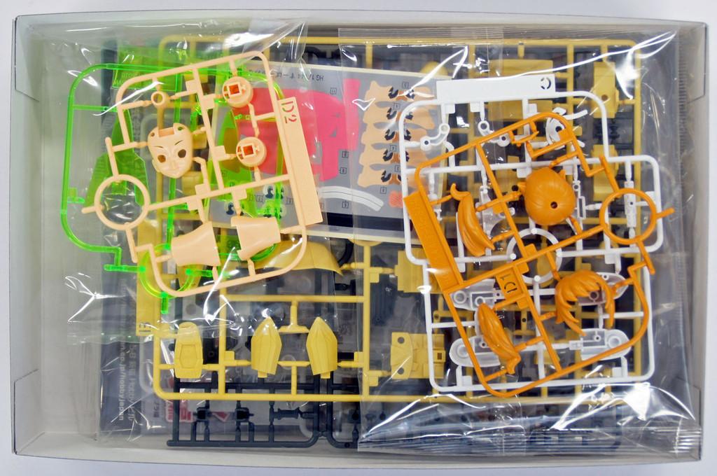 Bandai HG Build Fighters 044 SUPER FUMINA 1/144 Scale Kit