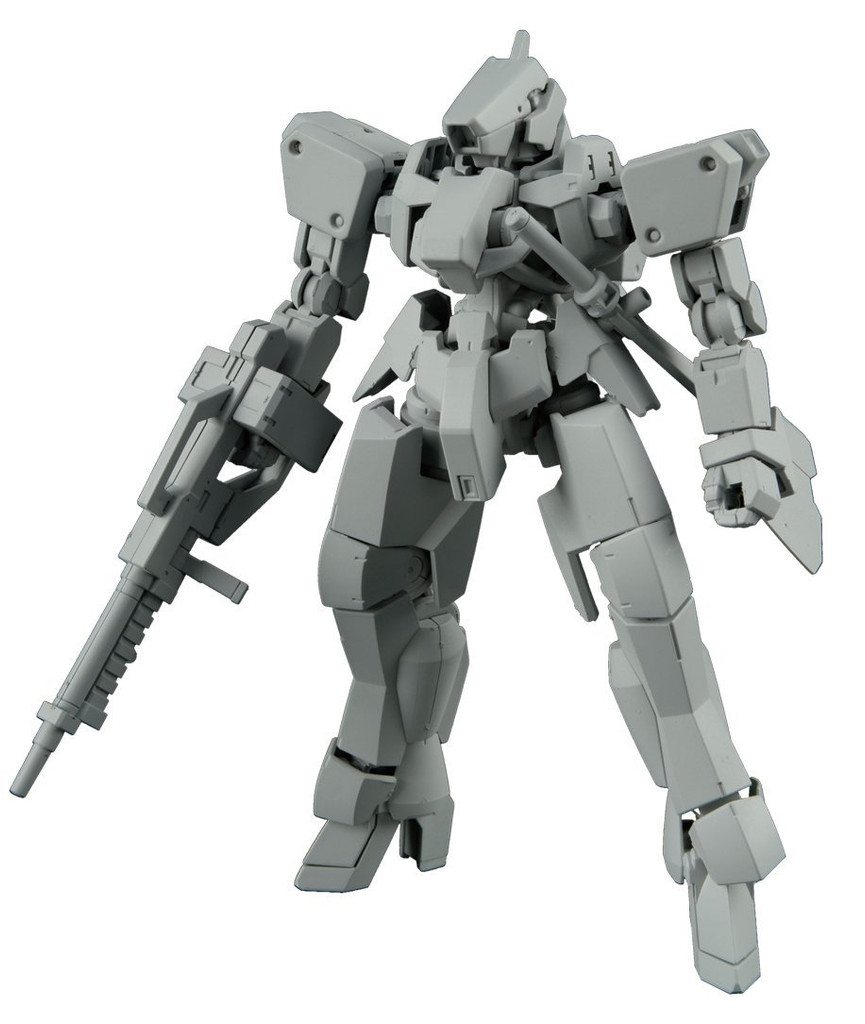 Bandai Iron-Blooded Orphans 004 Gundam GRAZE KAI 1/144 Scale Kit