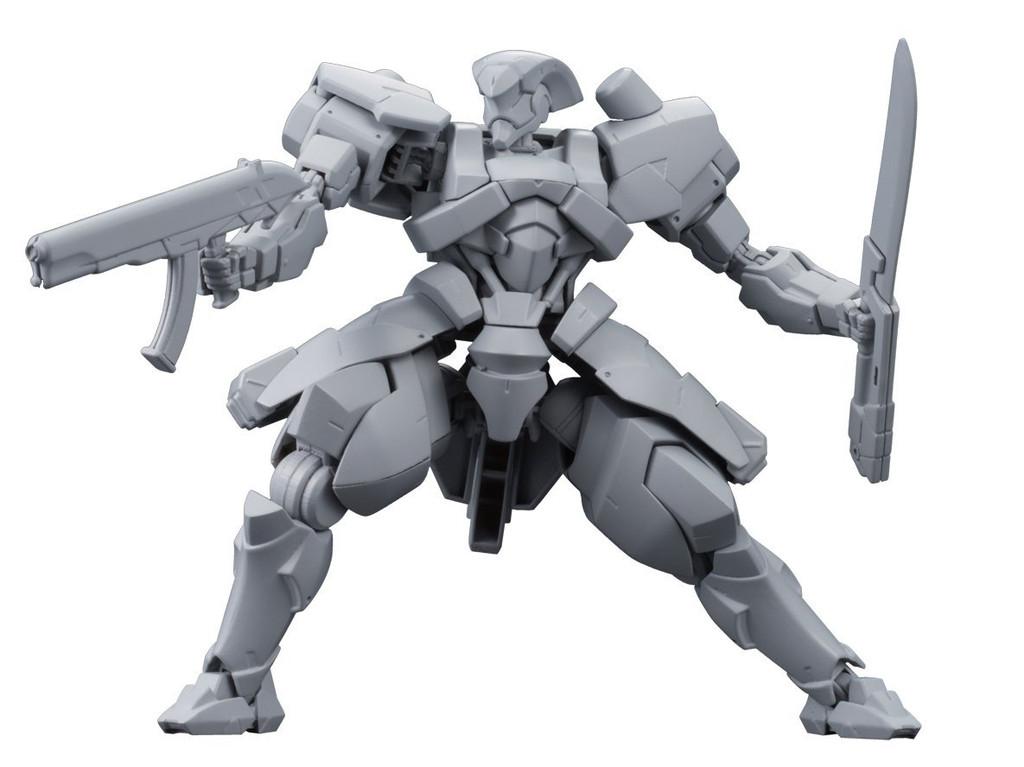 Bandai Iron-Blooded Orphans 006 Gundam HYAKUREN 1/144 Scale Kit