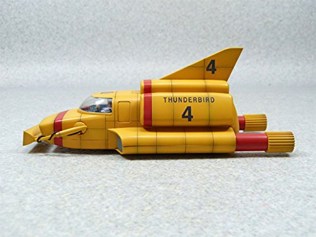 Aoshima 11423 Gerry Anderson Thunderbirds Thunderbird 4 1/48 Scale Kit