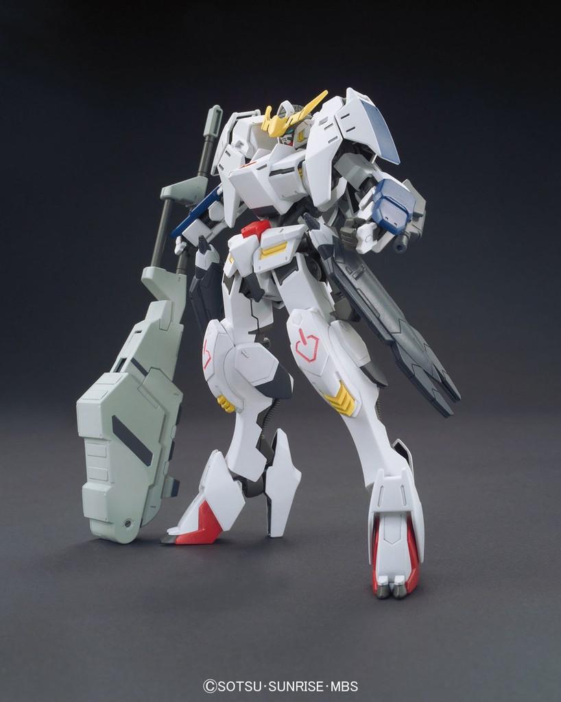 Bandai Iron-Blooded Orphans 015 Gundam BARBATOS 6th Form 1/144 Scale Kit