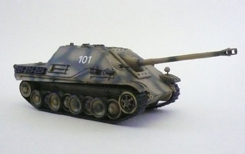 Aoshima 48672 RC AFV Series No. 12 German Army Heavy Tank Jagd Panther 1/48 Scale Kit