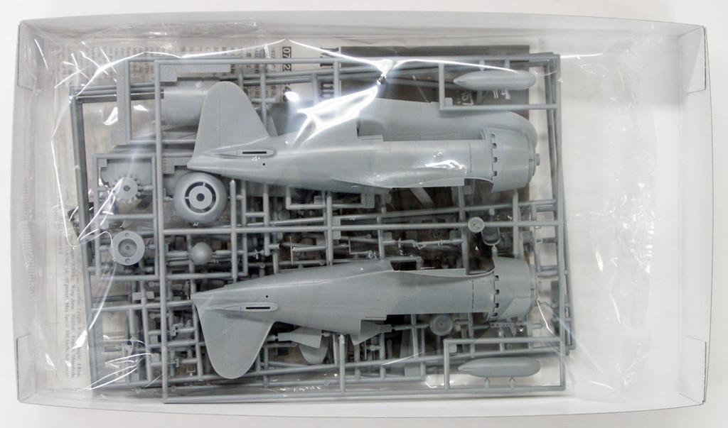 Hasegawa 07428 Mitsubishi J2M3 Raiden (Jack) Type 21 Tatsumaki Unit 1/48 Scale Kit