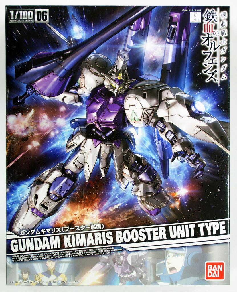 Bandai Iron-Blooded Orphans 032243 Gundam KIMARIS BOOSTER UNIT TYPE 1/100 Scale Kit