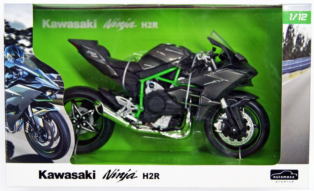 Aoshima Skynet 97458 Kawasaki Ninja H2R 1/12 Scale
