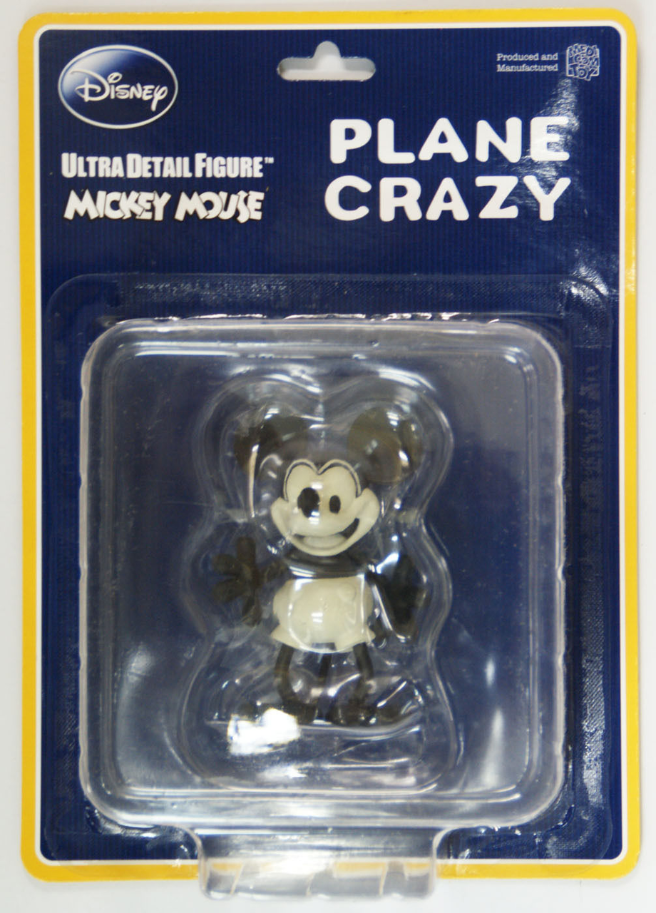 Medicom Disney Mickey Mouse Ultra Detail Figure from Plane Crazy