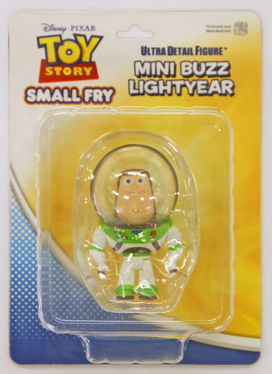 Medicom UDF-249 Ultra Detail Figure Pixar Toy Story Mini Buzz Lightyear Japan