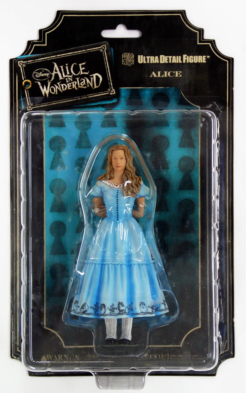 Medicom Toy UDF-291 Ultra Detail Figure Alice in Wonderland White Rabbit F//S