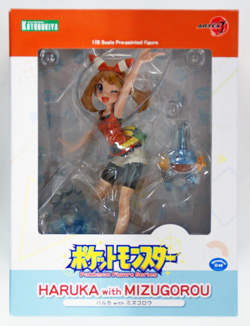 Kotobukiya ARTFX J Pokemon Series Rosa Mei with Snivy 1//8 Scale PVC Figure