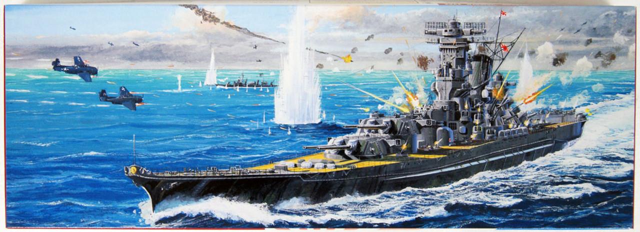 Fujimi TOKU-04 IJN Battleship Musashi Commission 1//700