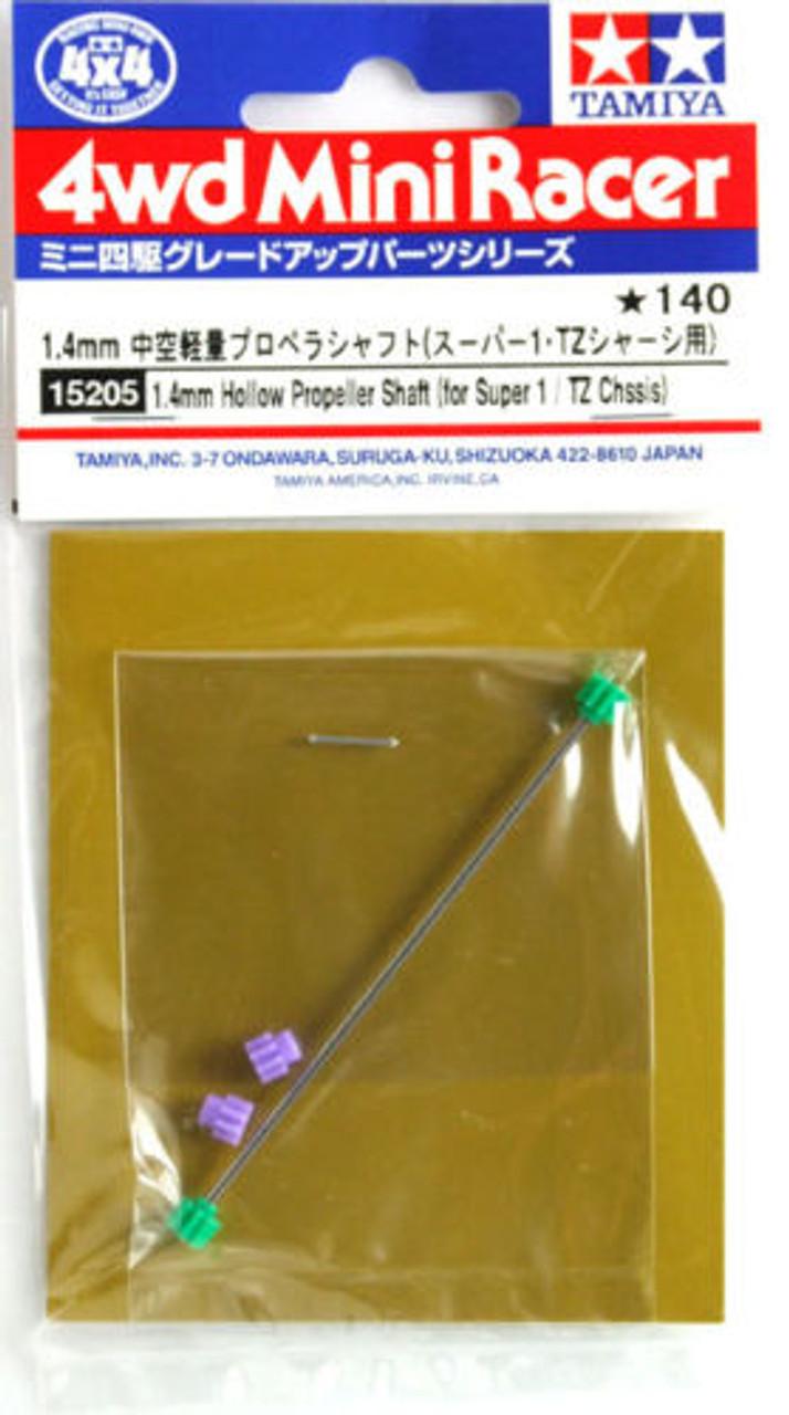 94382 Tamiya AO-1004 Mini 4WD Propeller Shaft A Set
