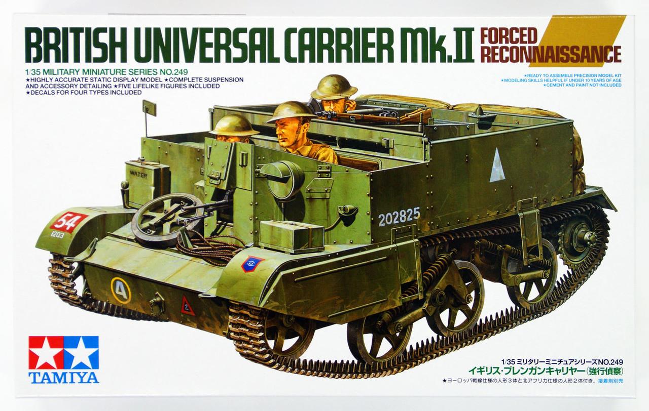 TAMIYA 35313 M5A1 avec 4 figures 1,35 kit de modèle militaire