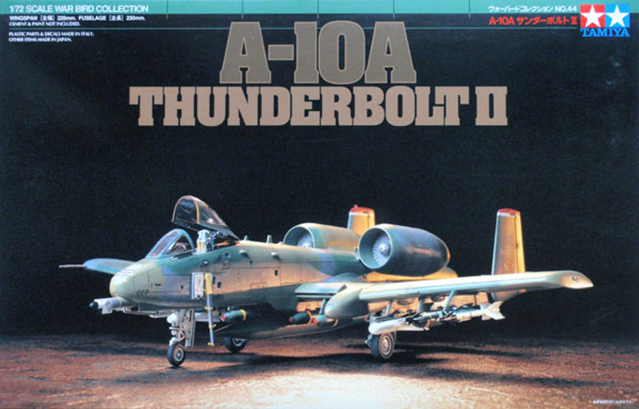 Tamiya 1//72 War Bird Collection No.70 US Air Force Republic P-47D Thunderbolt Bu