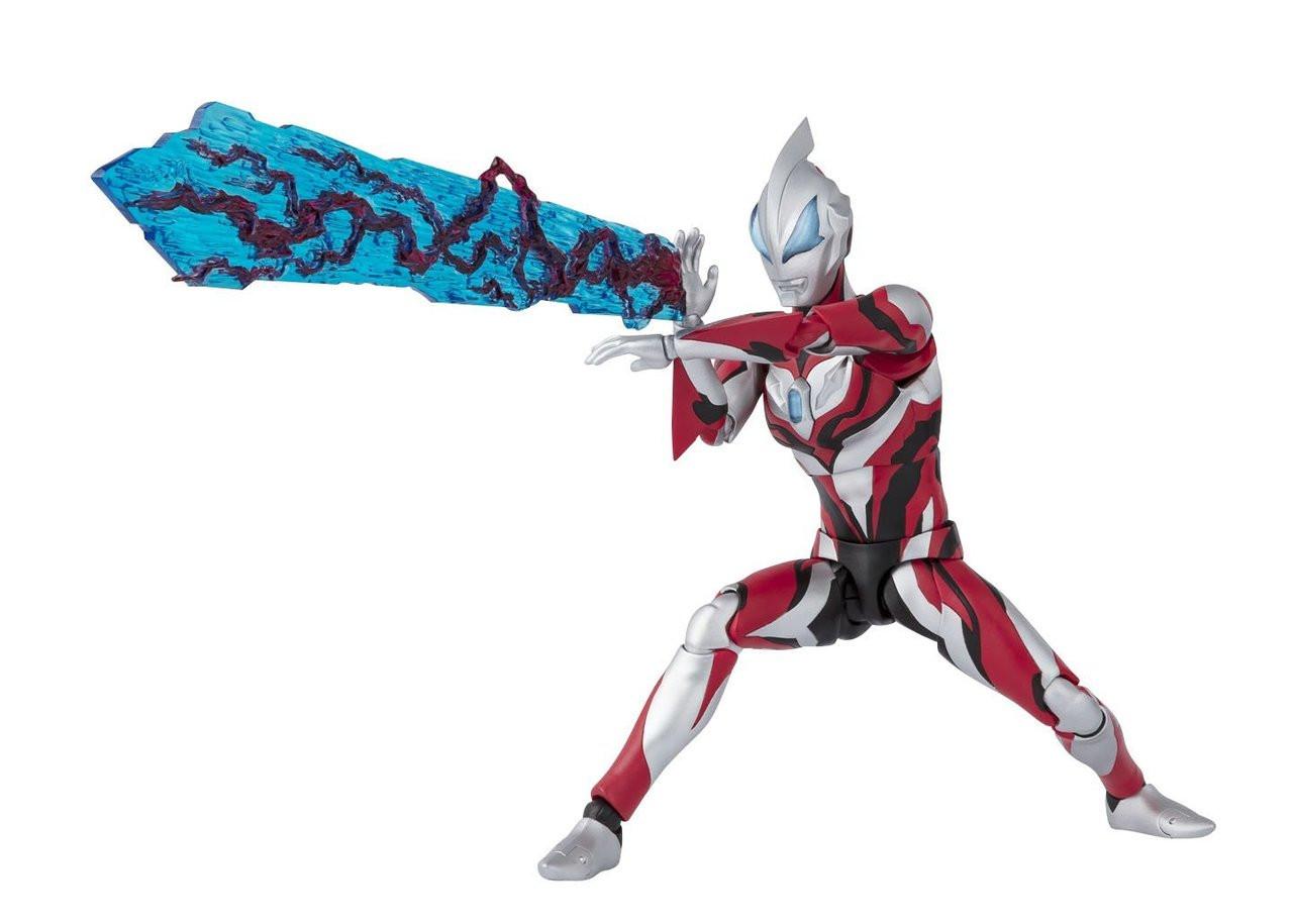 Bandai Ultra Hero Series 42 Ultraman GEED PRIMITIVE