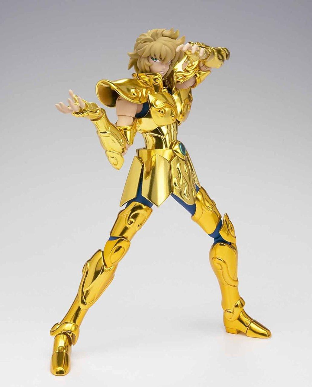 Leo Aiolia God Cloth Revival Ver Saint Seiya Bandai Saint Cloth Myth EX