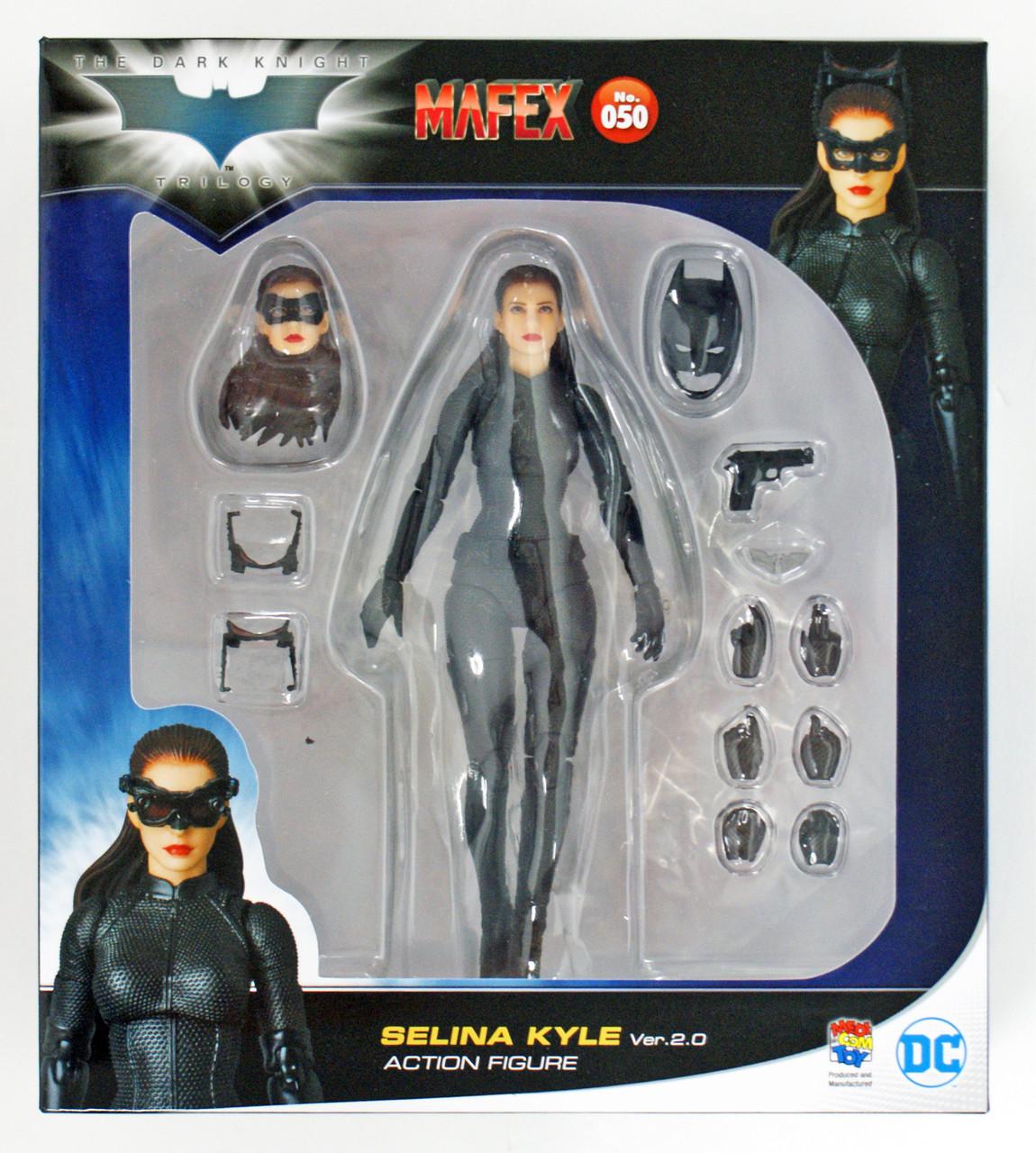 Batman Begins Scarecrow Action Figure Medicom MAFEX 059