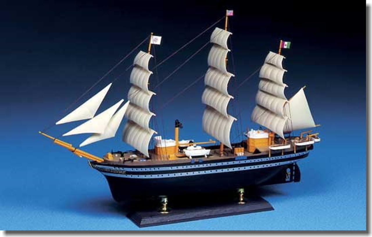 Aoshima Amerigo Vespucci Sailing Ship
