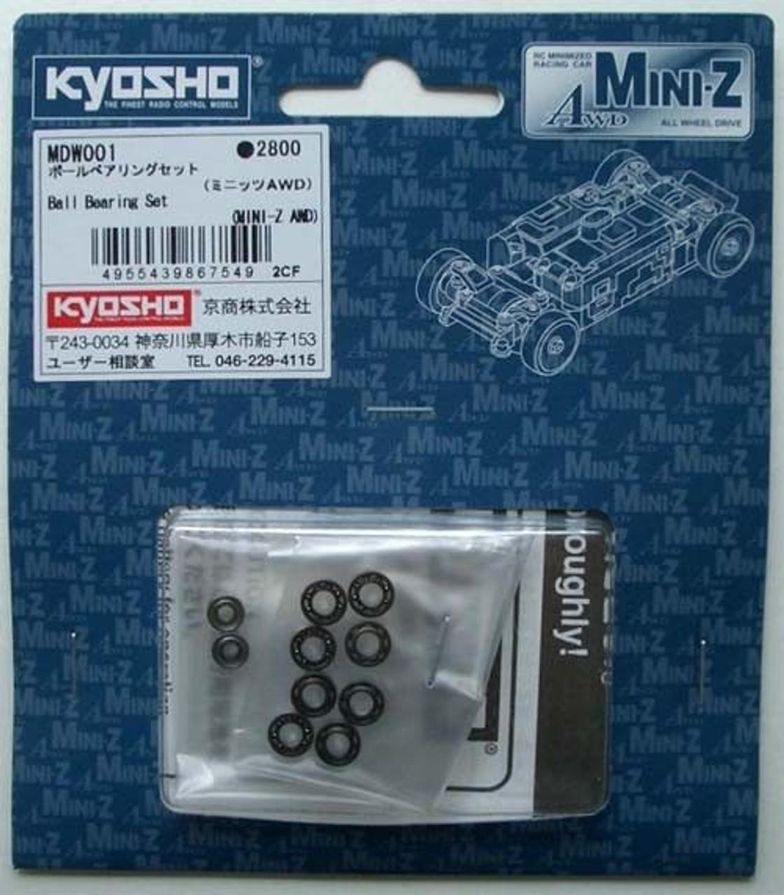 New Kyosho Mini Z MD011 Screw Set Mini-Z AWD From Japan F//S