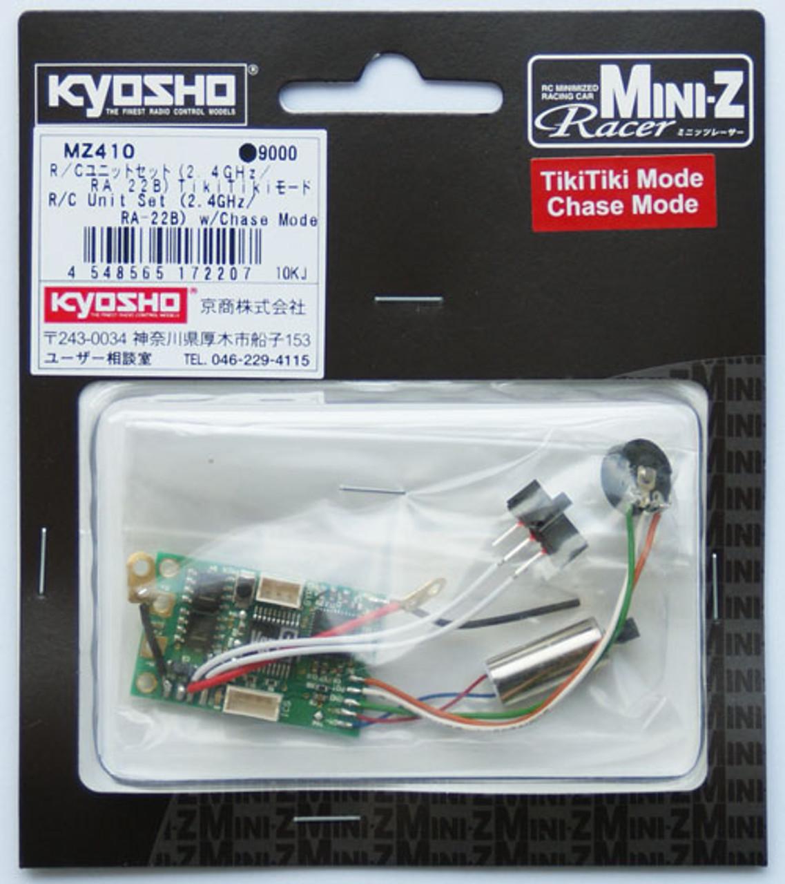 KYOSHO LT011 R//C Unit Set  Mini-Z Lit