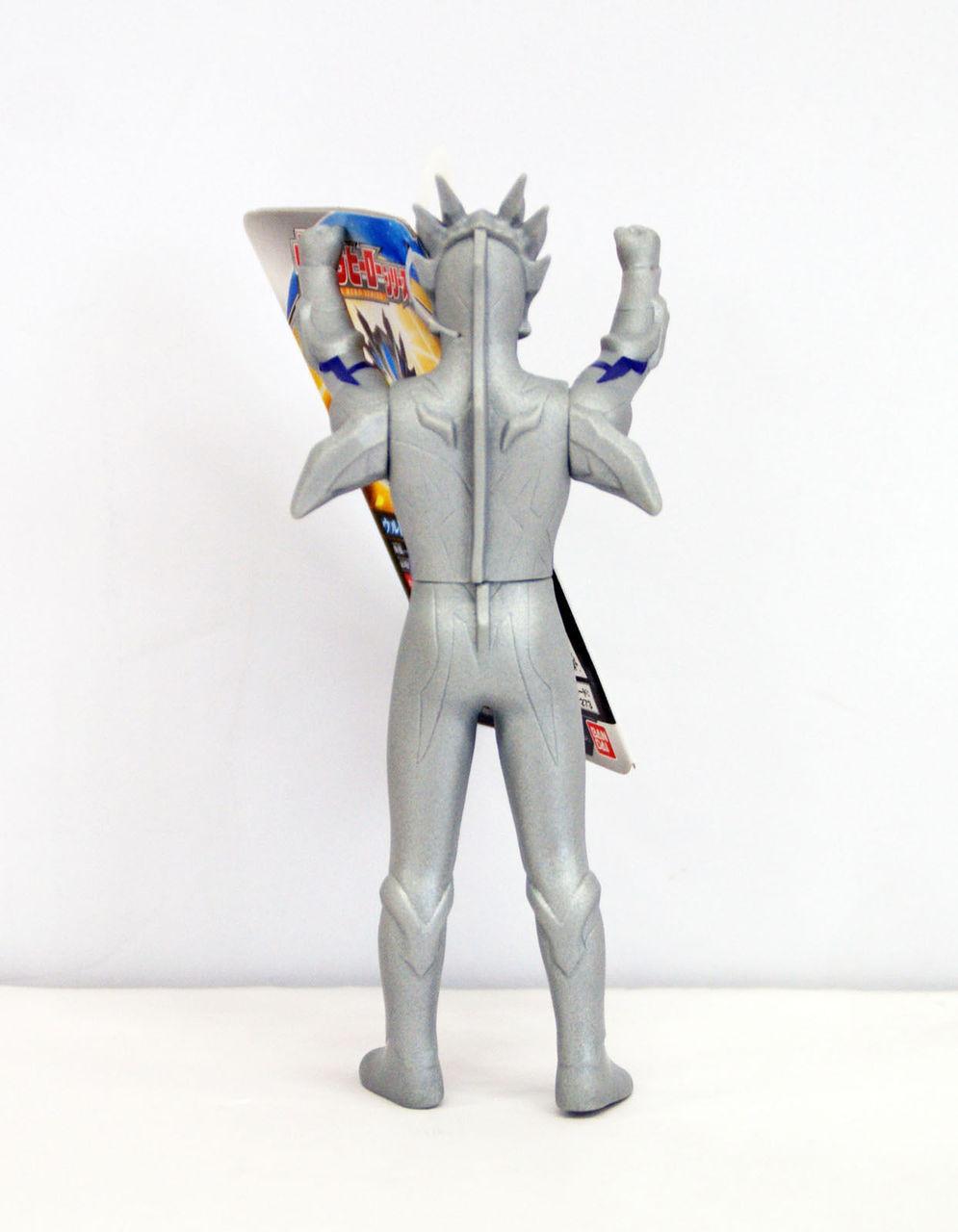 Bandai 167273 Ultraman Ultra Hero 45 Ultraman Geed Zero Beyond Figure