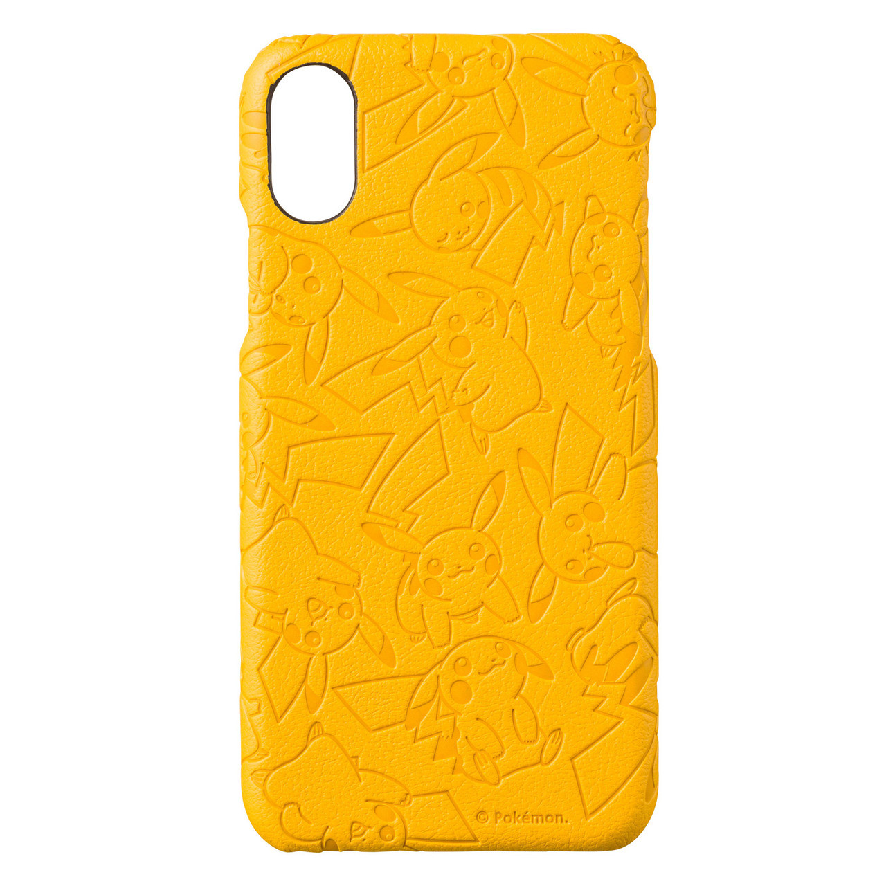 X Pikachu Pokemon Center Original card flap case for iPhone Xs